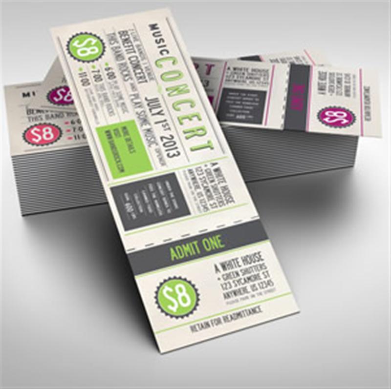 event tickets printing pretoria flyer printers pretoria